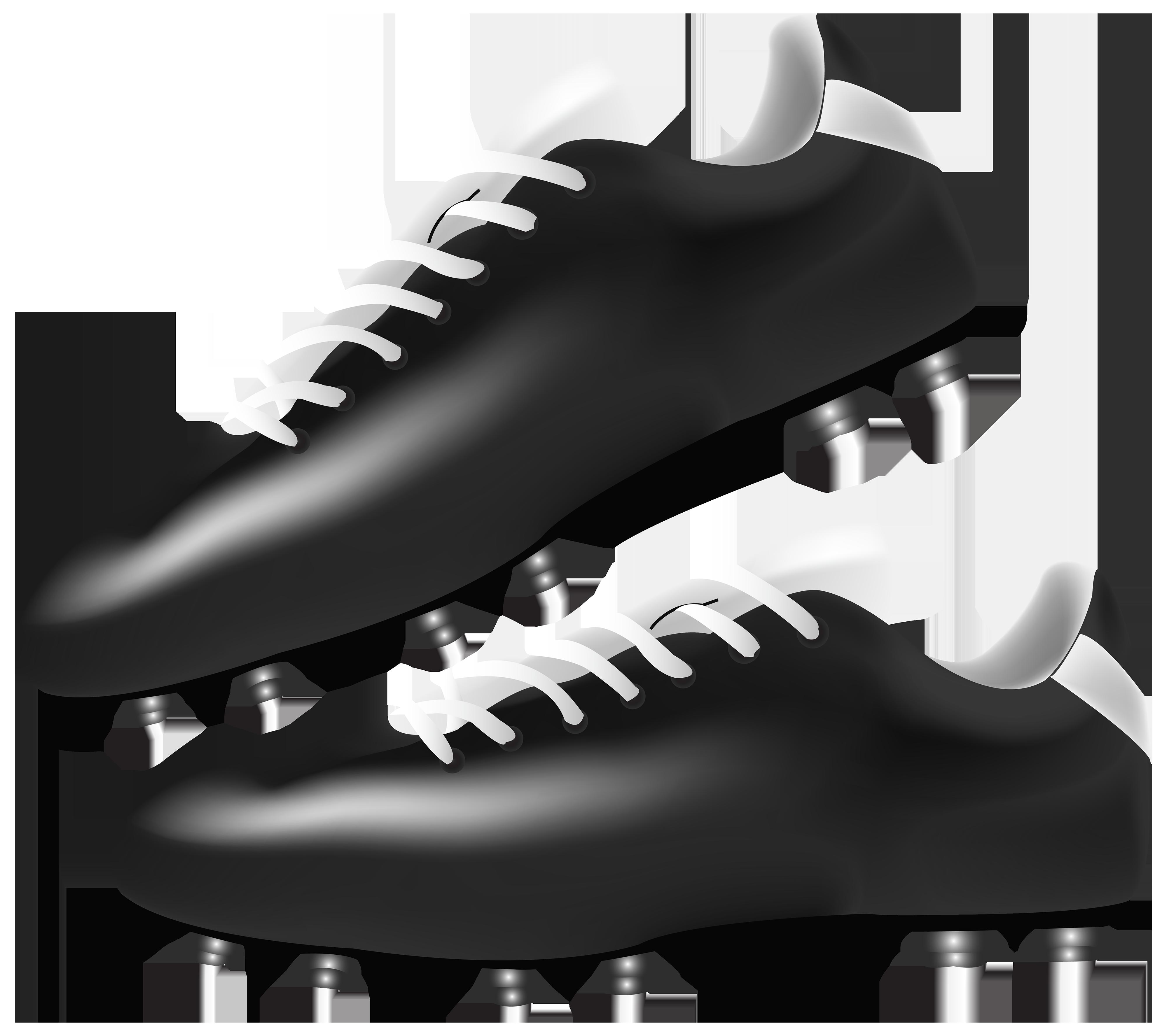 Football boots clipart #4