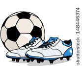 Football boots clipart #18
