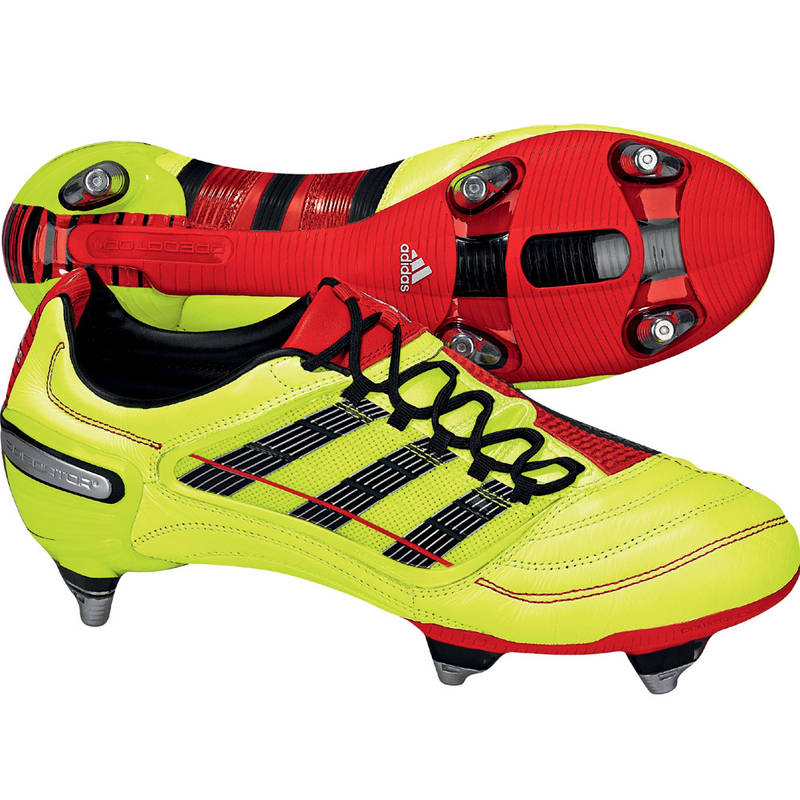 adidas PREDATOR_X football boots FG and SG.