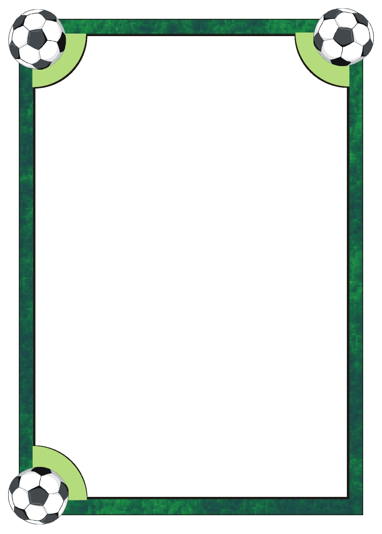 Free Football Borders, Download Free Clip Art, Free Clip Art.