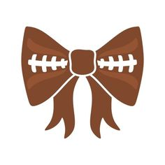 Bow clipart football, Bow football Transparent FREE for download on.