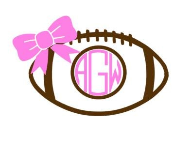 Football with bow clipart 5 » Clipart Portal.
