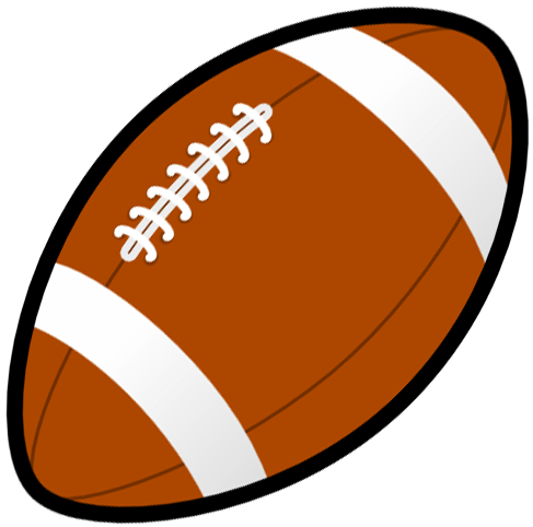 Football Clip Art Free Printable.