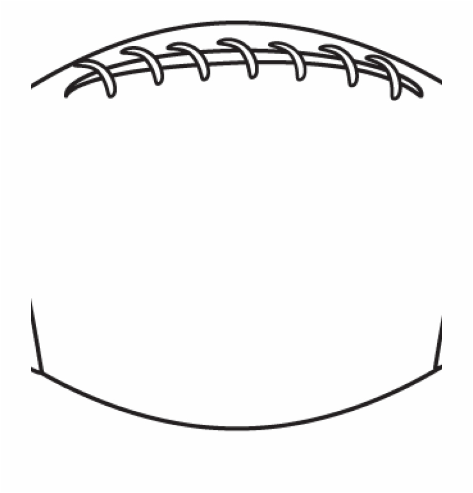 Football Outline Clipart Football Outline Image Clipart.