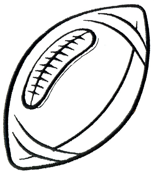 Free Football Outline, Download Free Clip Art, Free Clip Art on.