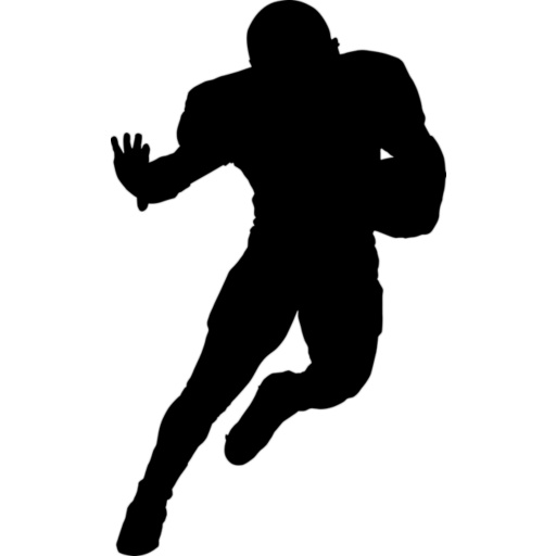 Free Football Clipart Silhouette, Download Free Clip Art.