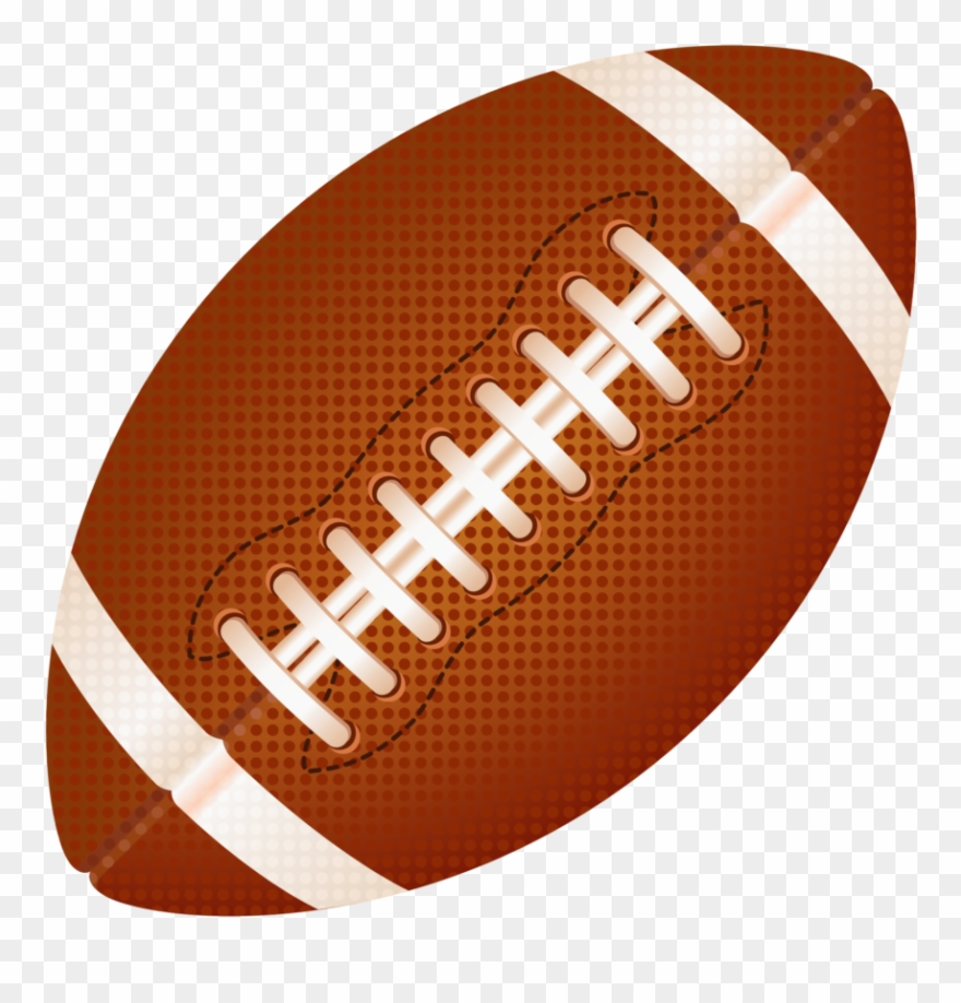 Football Clips, Football Clip Art, Free Football, Sports.