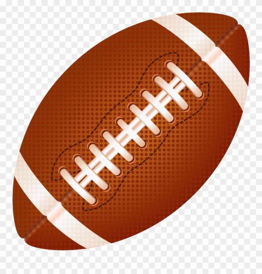 Football Clips, Football Clip Art, Free Football, Sports.