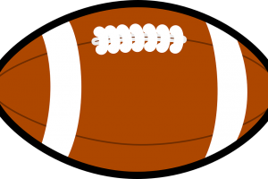 Football clipart transparent background 5 » Clipart Station.