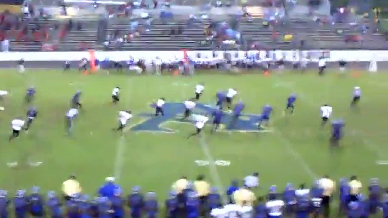 Boys Varsity Football.