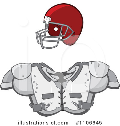 Football Clipart #1106645.