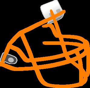 Football Face Mask Clip Art at Clker.com.