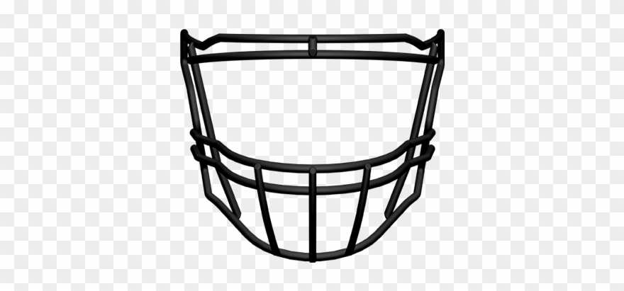 Face Mask Png Football Clipart (#1831887).