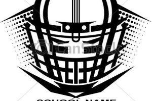 Football facemask clipart 1 » Clipart Portal.