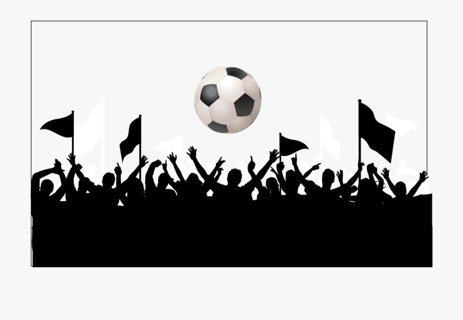 Football Fans Vector Png , Transparent Cartoon, Free.