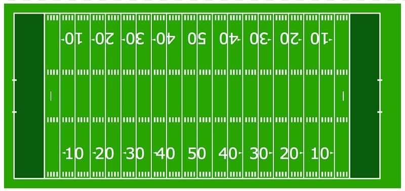 Football field, American football field Football pitch.