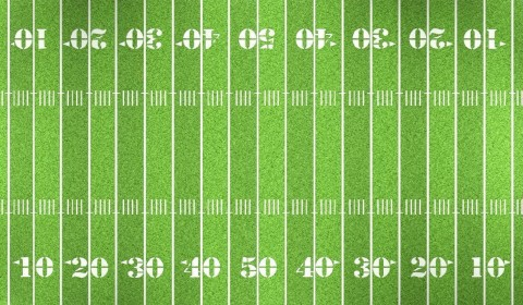 647 Football Field free clipart.
