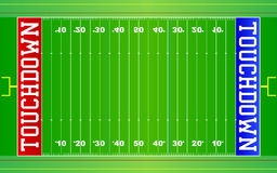 Football Field Clipart.