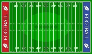 Football field offense clipart free clipart images.