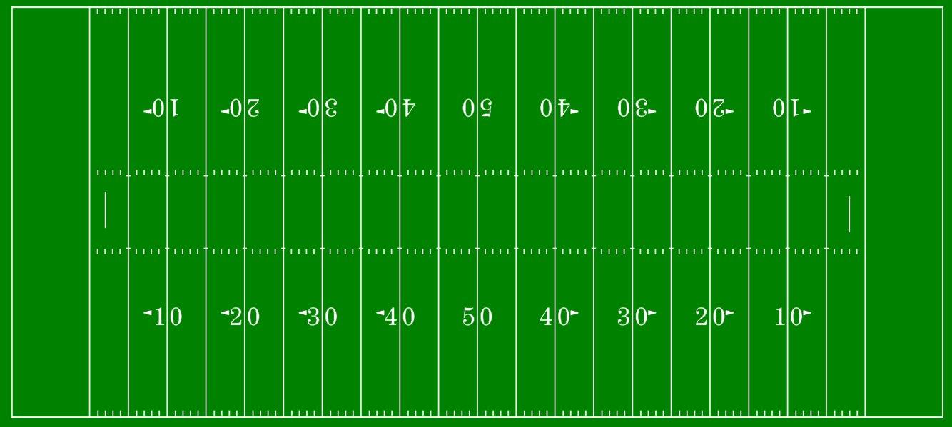 647 Football Field free clipart.