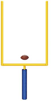 70+ Field Goal Clipart.