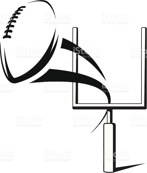 Football Field Goal Clip Art (40+).