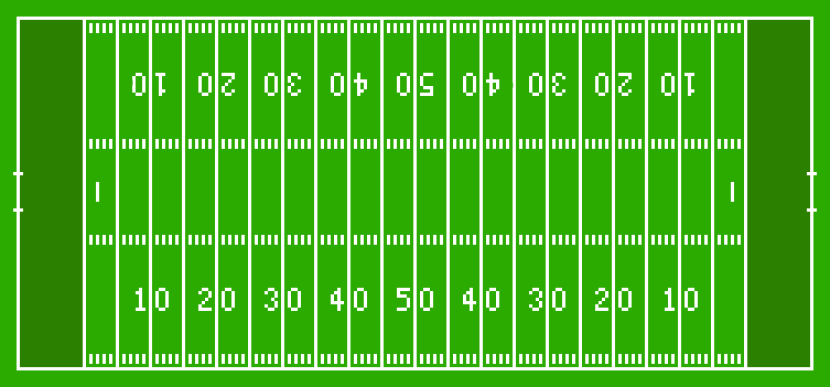 Best Football Field Clipart #20882.