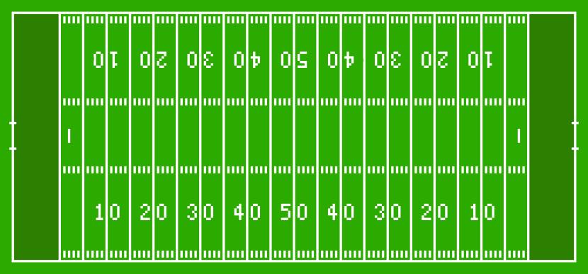 Best Football Field Clipart #20882.