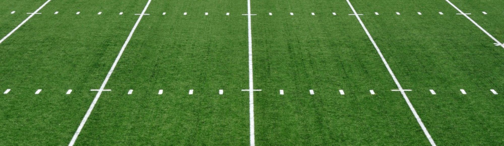Football Field Clipart.