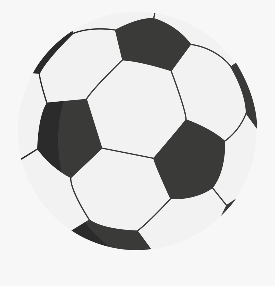 Football Soccer Clipart Image Icon Free.