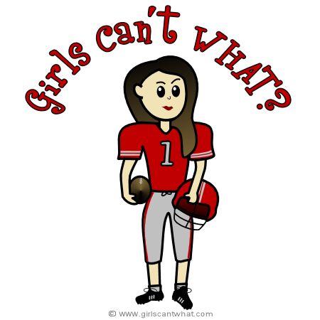 25+ best ideas about Girl Football on Pinterest.