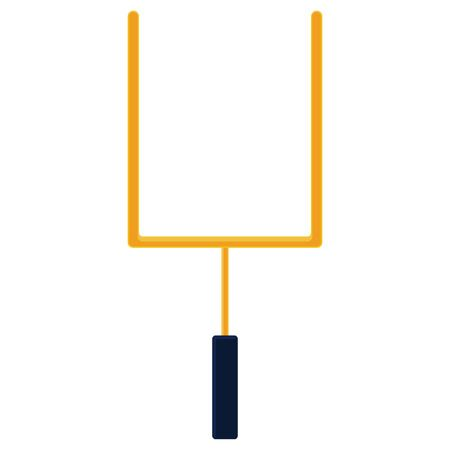 Goal post football clipart 3 » Clipart Station.