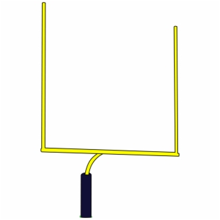 Football Goal Post PNG Images.