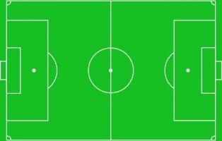 Football Ground Clipart.