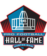 for the Pro Football Hall.
