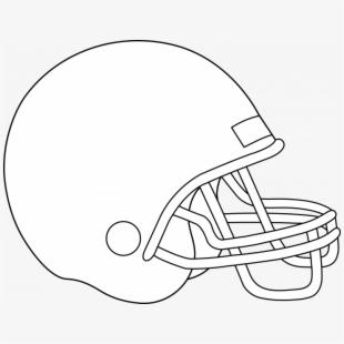 Football Soccer Ball Outline Icon Modern Minimal Flat.