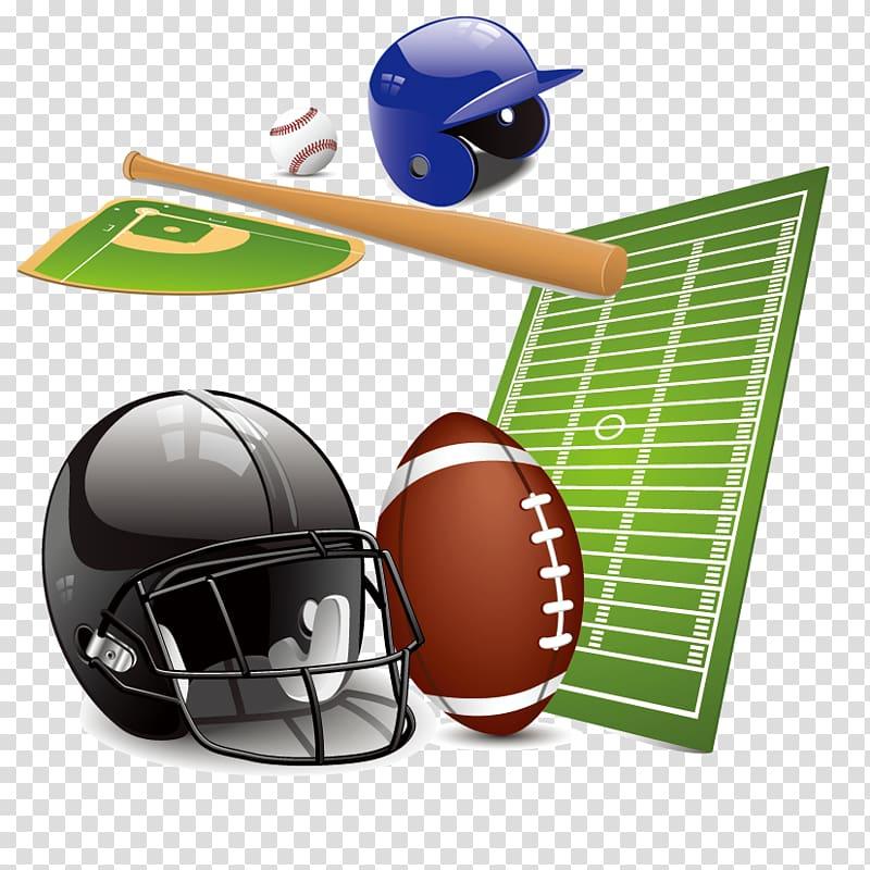 Sports equipment Ball , Sports equipment transparent.