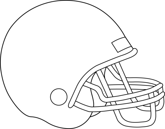 Free Football Helmet Clipart Pictures.