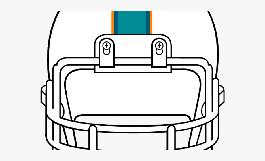 Helmet Clipart Miami Dolphins.