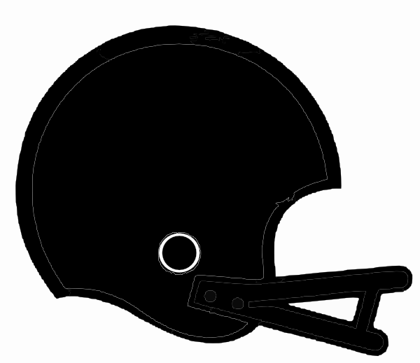 18548 Football free clipart.