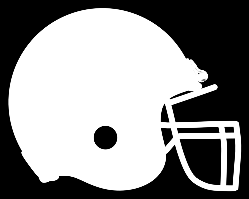 Free Football Helmet Silhouette Vector, Download Free Clip.