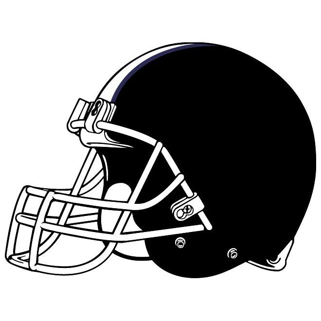 Helmet NFL free vector.
