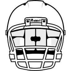 Free vector nfl football helmets vectors.