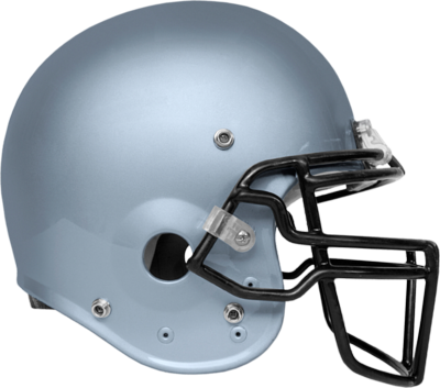 American football helmet PNG.