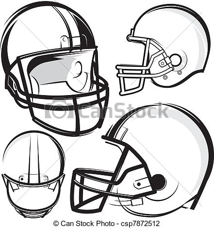 Football helmet Clipart and Stock Illustrations. 7,335 Football.