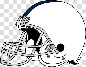 Football Helmet transparent background PNG cliparts free download.
