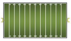 Football Field Grass Clipart.