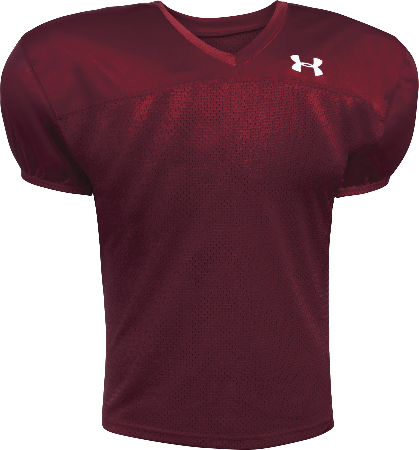 Under Armour Men's Pipeline Practice Football Jersey.