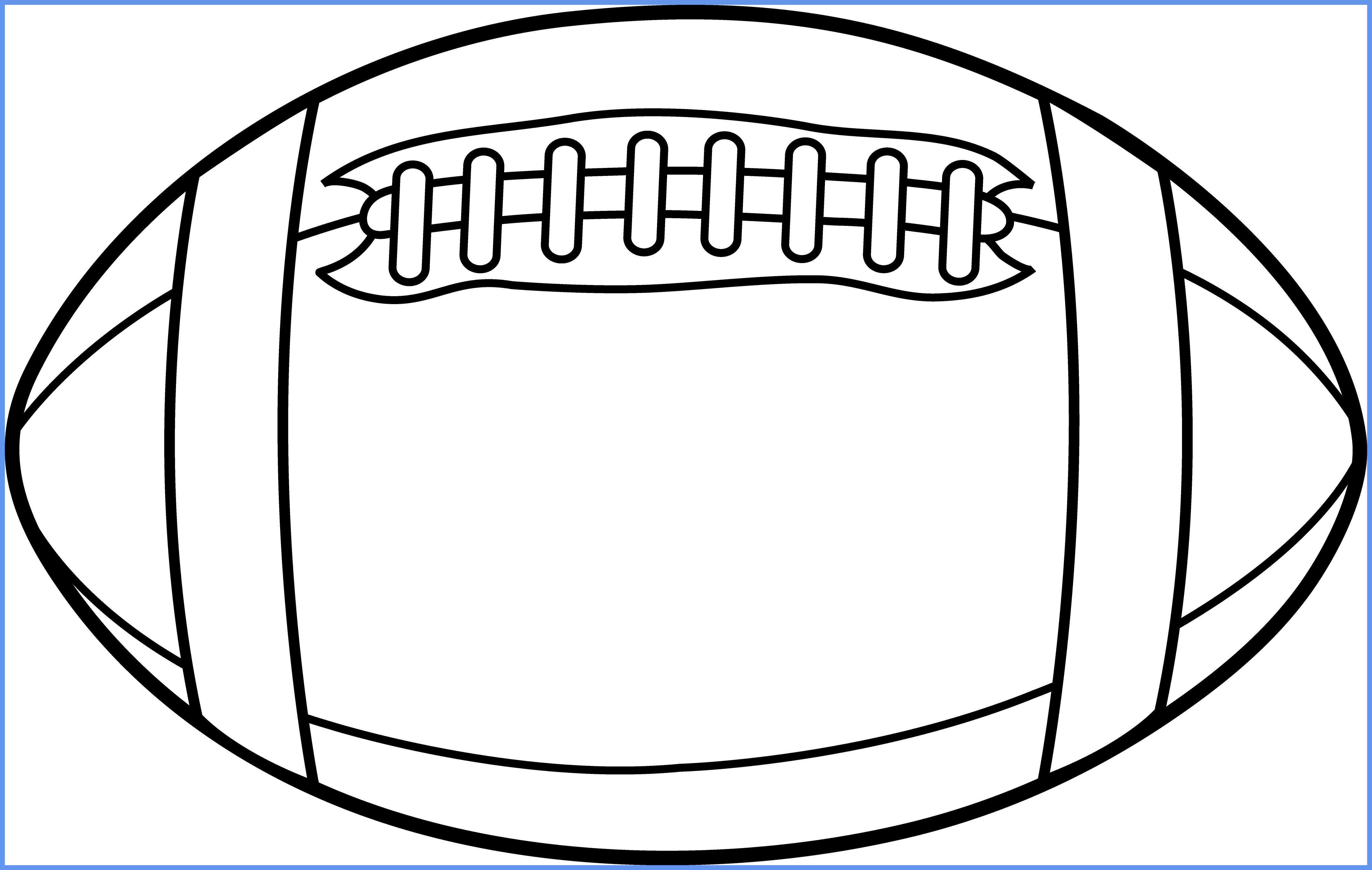 Football laces clipart black and white boutiquefonts com.