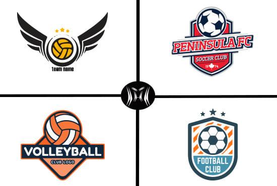 do a sports team soccer football or sportswear logo design.